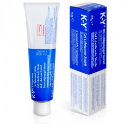 KY GEL LUBE 82GR