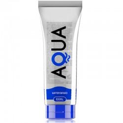 AQUA QUALITY LUBRICANTE BASE DE AGUA 100ML