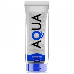 AQUA QUALITY LUBRICANTE BASE DE AGUA 200ML