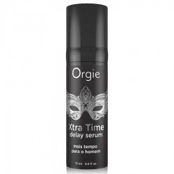 ORGIE XTRA TIME DELAY SERUM 15 ML