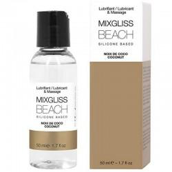 MIXGLISS BEACH LUBRIFIANT SILICONE 50 ML