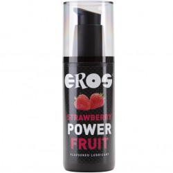 EROS STRAWBERRY POWER FRUIT LUBRIFIANT ARÔME 125 ML
