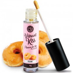 SECRETPLAY LIP GLOSS VIBRANT KISS DONUT