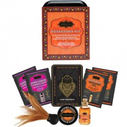 KAMASUTRA WEEKENDER TIN KIT TROPICAL MANGO