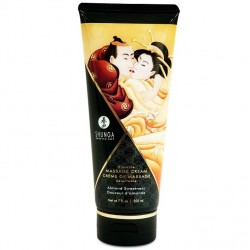 SHUNGA MASSAGE CREAM KISSABLE AMAND SWEETNESS 200ML