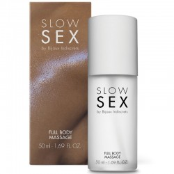 MASSAGE CORPS COMPLET SLOW SEX 50 ML