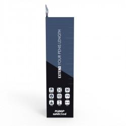 Nuisette semi-transparente noire à pois blancs - Sextoys pas cher