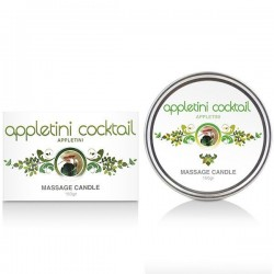 BOUGIE COBECO APPLETINI COCKTAIL 150GR