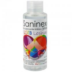 SANINEX EXTRA LUBRIFIANT INTIME GLICEX LESBIENNE 100 ML
