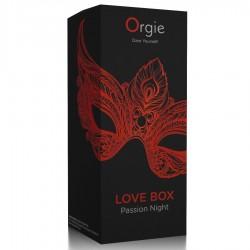 ORGIE LOVE BOX PASSION NIGHT KISSABLE GEL EFFET RÉCHAUFFANT POUR LE CLIT