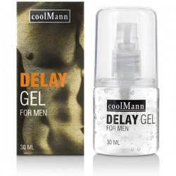 COOLMANN DELAY GEL POUR HOMMES