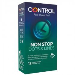 CONTROL NONSTOP PUNTOS Y ESTRIAS 12 UNID
