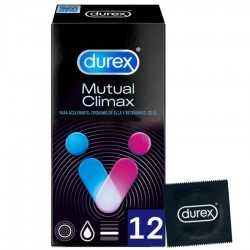 UNITÉS DUREX CLIMAX MUTUO 12