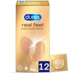 DUREX REAL FEEL 12 UNITÉS