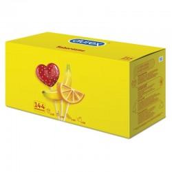 DUREX PLEASURE FRUITS 144 UNITÉS