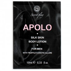 SECRETPLAY MONODOSIS PIEL DE SEDA APOLO 10ML