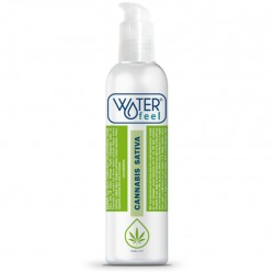 WATERFEEL LUBE CANNABIS 150ML EN IT NL FR DE