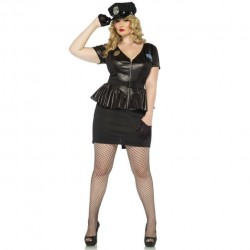 LEG AVENUE TRAFFIC STOP COP PLUS TAILLE 1X / 2X