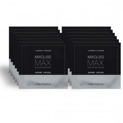 MIXGLISS MAX LUBRIFIANT PACK DILATEUR ANAL 12 DOSE UNIQUE 4ML