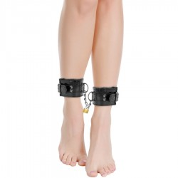 DARKNESS ANKLE RESTRAINTS BLACK