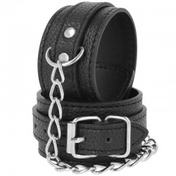 DARK NESS WRIST CUFFS BLACK