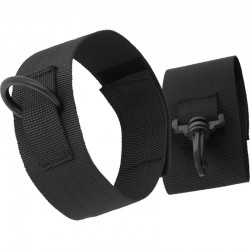 DARKNESS BEGINNERS NYLON CUFFS