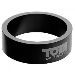 BAGUE BAGUE EN ALUMINIUM TOM OF FINLAND 60MM