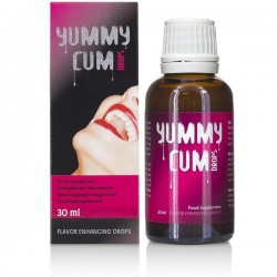 GOUTTES YUMMY CUM 30ML