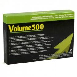 LE VOLUME 500 AUGMENTE LA QUANTITÉ ET LA QUALITÉ DU SPERME