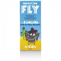 MEXICAN FLY 15 ONGLETS