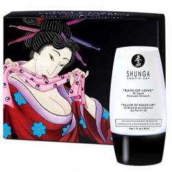 SHUNGA RAIN OF LOVE CRÈME STIMULANTE DU POINT G.