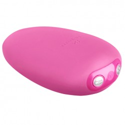 JE JOUE VIBRATING MASSAGER FUCHSIA