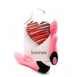 SANINEX SWAN VIBRATOR ROSE