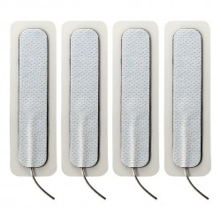 ELECTRASTIM ELECTRAPADS LONG ADHESIVOS - 1.5CM X 7.5CM