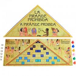 SECRETPLAY JUEGO LA PIRAMIDE PROHIBIDA (ES/PT)
