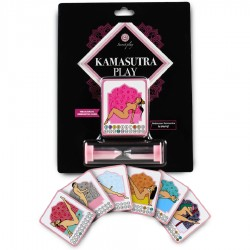 SECRETPLAY JUEGO PAREJAS KAMASUTRA PLAY ES/EN/IT/FR/DE/PT