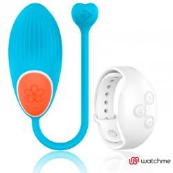 WEARWATCH EGG TECHNOLOGIE SANS FIL WATCHME BLUE / SNOWY