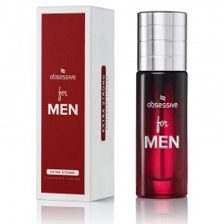 OBSESSIF POUR HOMME PARFUM PHÉROMONE EXTRA FORT 10 ML