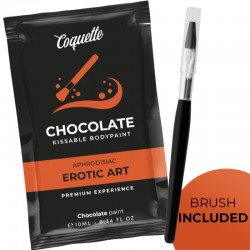 COQUETTE CHOCOLAT KISSABLE BODYPAINT 10 ML