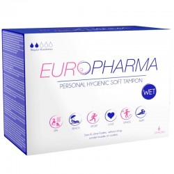 TAMPONS EUROPHARMA TAMPONS D''ACTION 6 UNITÉS