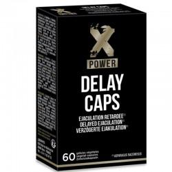 XPOWER DELAY CAPS EJACULATION RETARDEE 60 CAPSULES