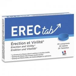 ERECTAB ERECTION ET VIRILITE 20 CAPS
