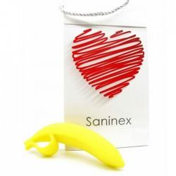 SANINEX DILDO BANANA ORGASMIC FANTASY JAUNE