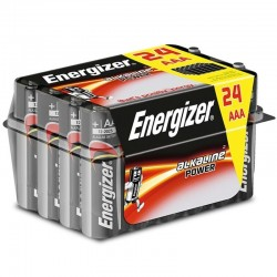 ENERGIZER ALCALINE POWER ALCALINE PACK AAA LR03 * 24