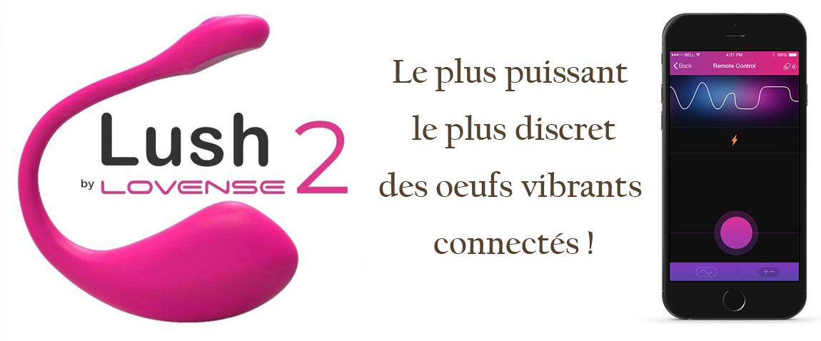 Lush 2 - Lovesense